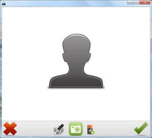 Photo d'identité via une Webcam